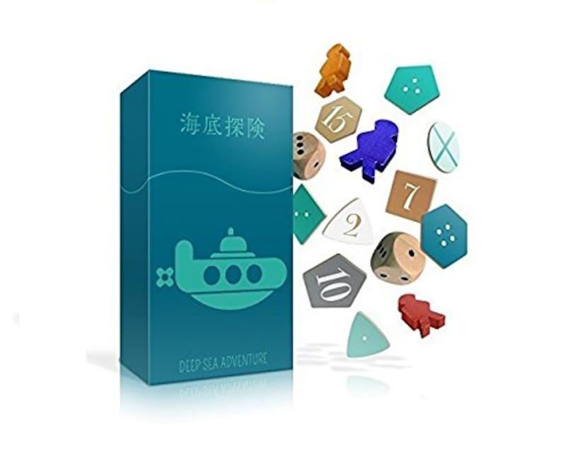 オインクゲームズ,海底探険