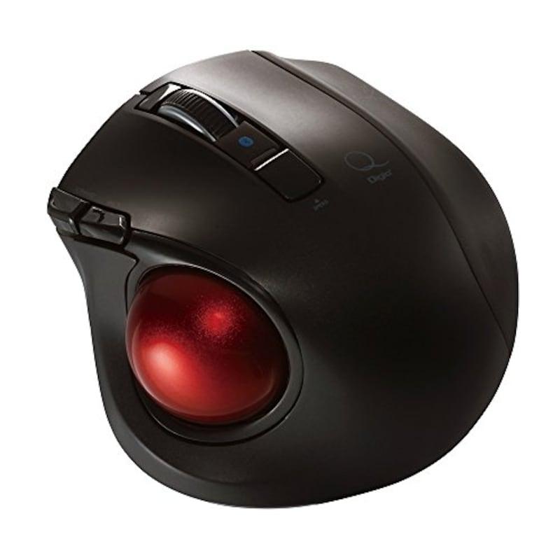 ナカバヤシ,小型 トラックボール 無線(Bluetooth)タイプ,48372