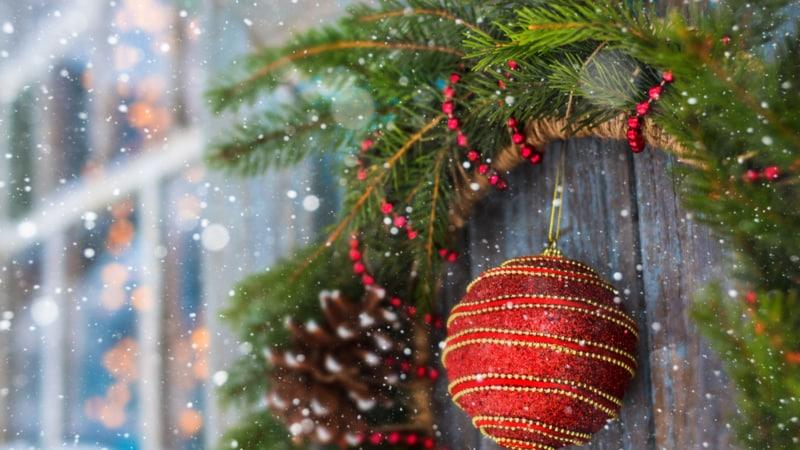 クリスマスリースおすすめ人気ランキング8選 同じリースでもさまざまな雰囲気のものが!?