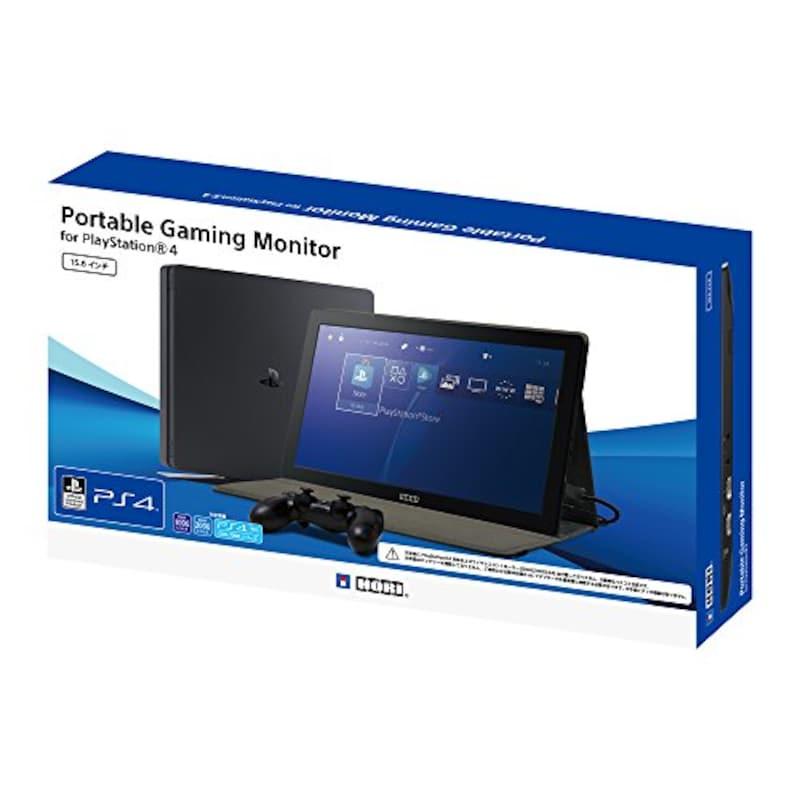 ホリ(HORI),Portable Gaming Monitor for PlayStation4