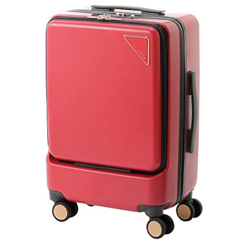 ace.(エース),Jewelna Rose(ジュエルナローズ)ノマドスーツケース,06085