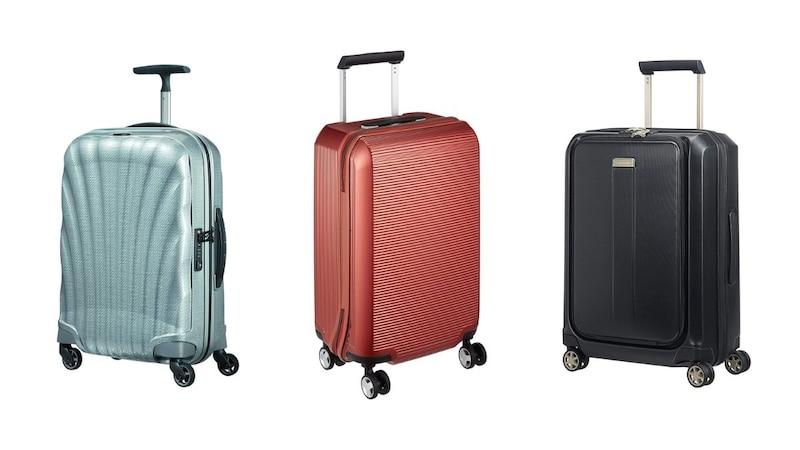 サムソナイトのスーツケース人気ランキング12選|コスモライトなどの軽量型や大型サイズが人気!修理についても解説