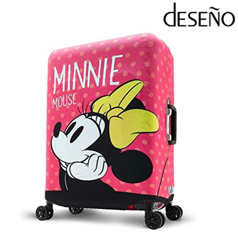 スーツケースカバー DISNEY MINNE