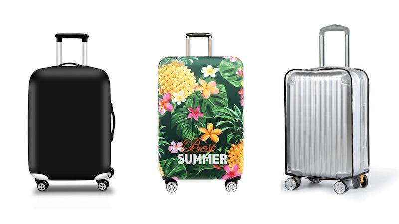 スーツケースカバーおすすめ12選|防水/伸縮性がポイント!最新売れ筋ランキングもチェック