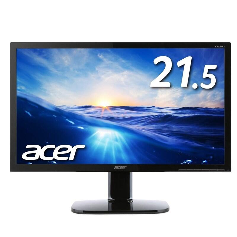 Acer ,モニター ディスプレイ KA220HQbid 21.5インチ