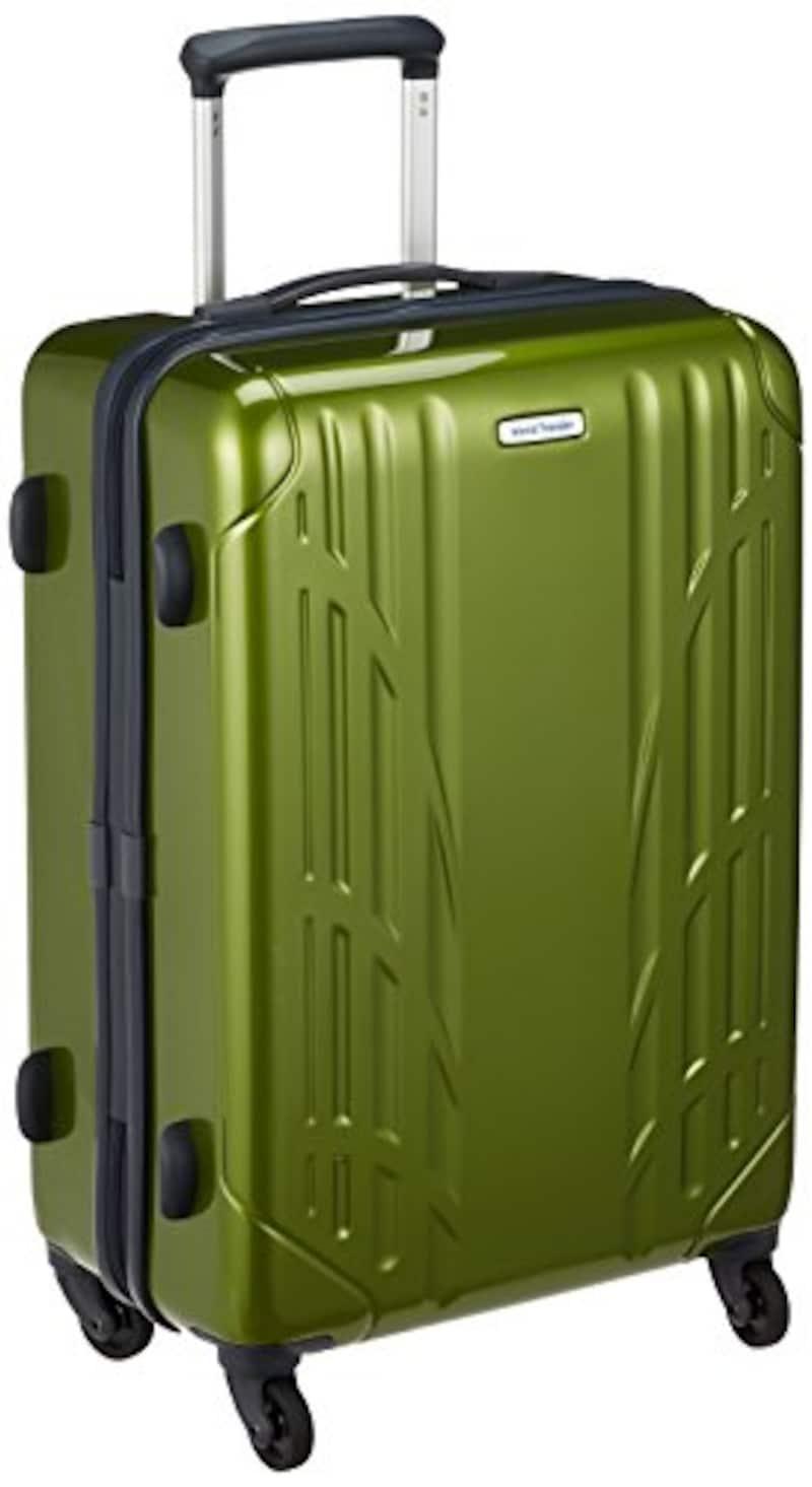 ace.(エース),World Traveler(ワールドトラベラー)スーツケース ナヴァイオ,06152