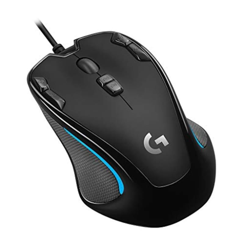 ロジクール,ゲーミングマウス,G300Sr