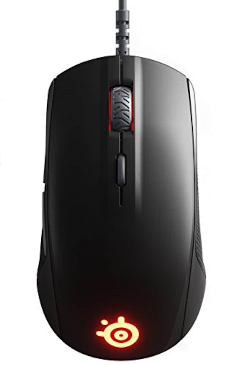 SteelSeries,Rival 110 ゲーミングマウス,62466