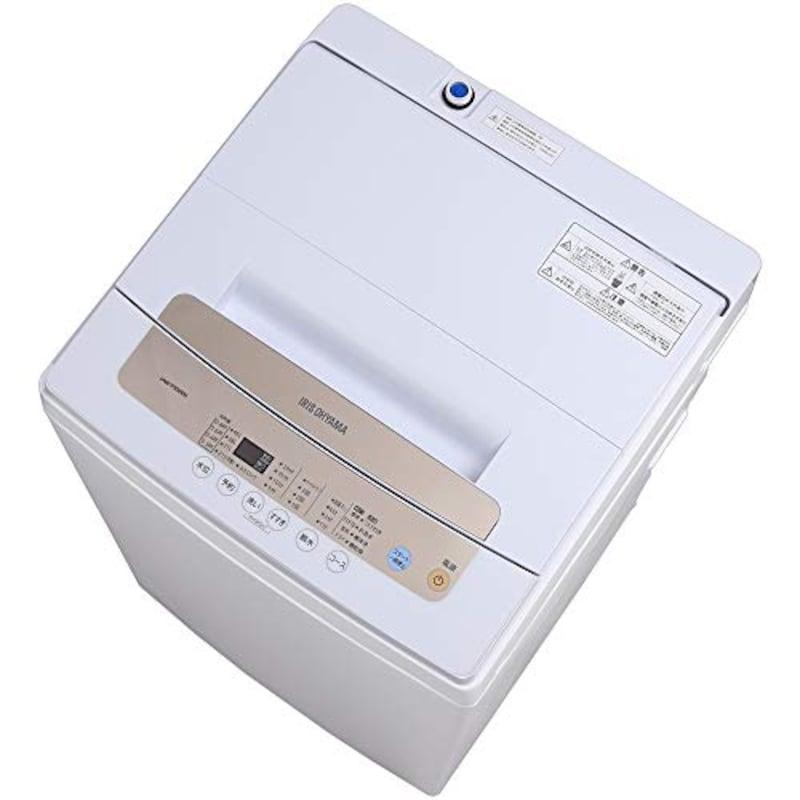 IRIS OHYAMA(アイリスオーヤマ),全自動洗濯機 5kg,IAW-T502EN