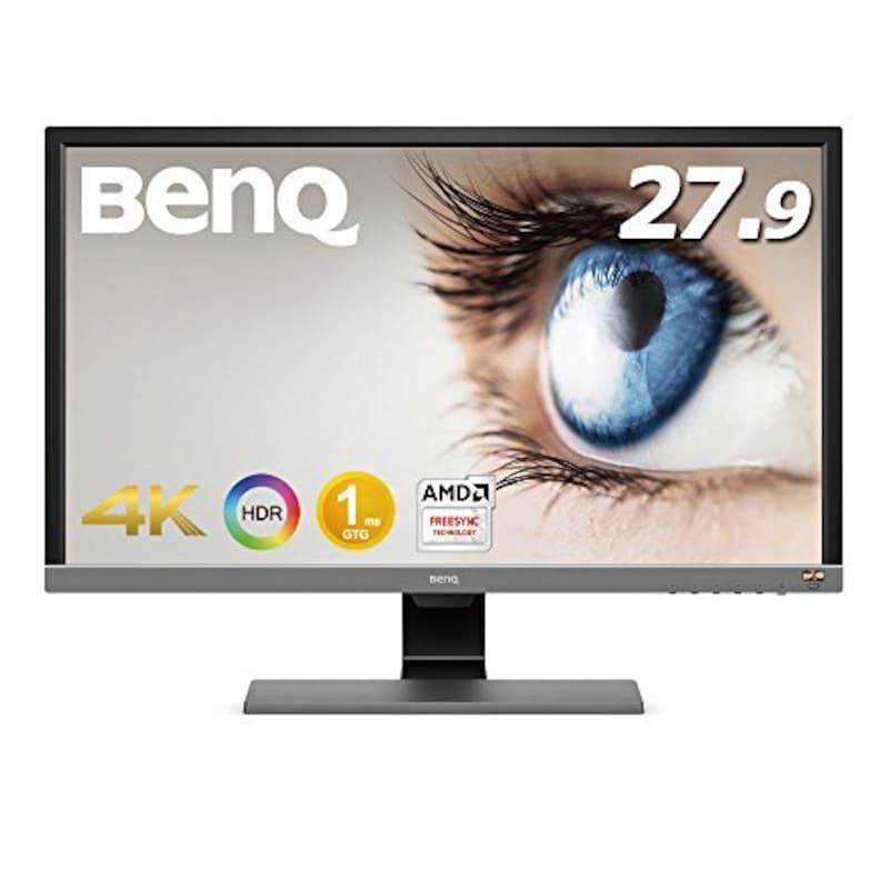BenQ,ゲーミングモニター ディスプレイ,EL2870U
