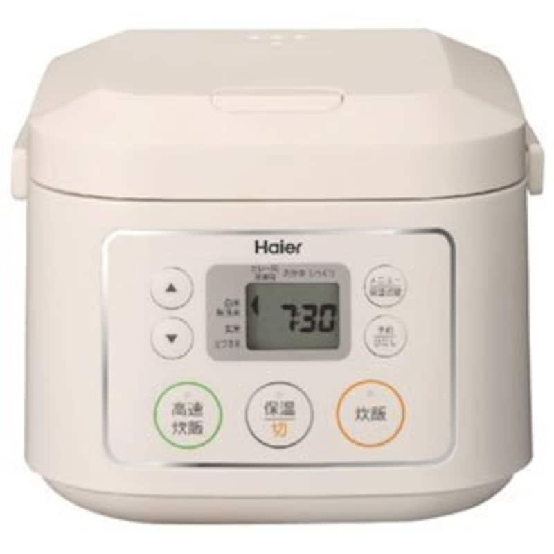 ハイアール(Haier),マイコンジャー炊飯器,JJ-M30C-W