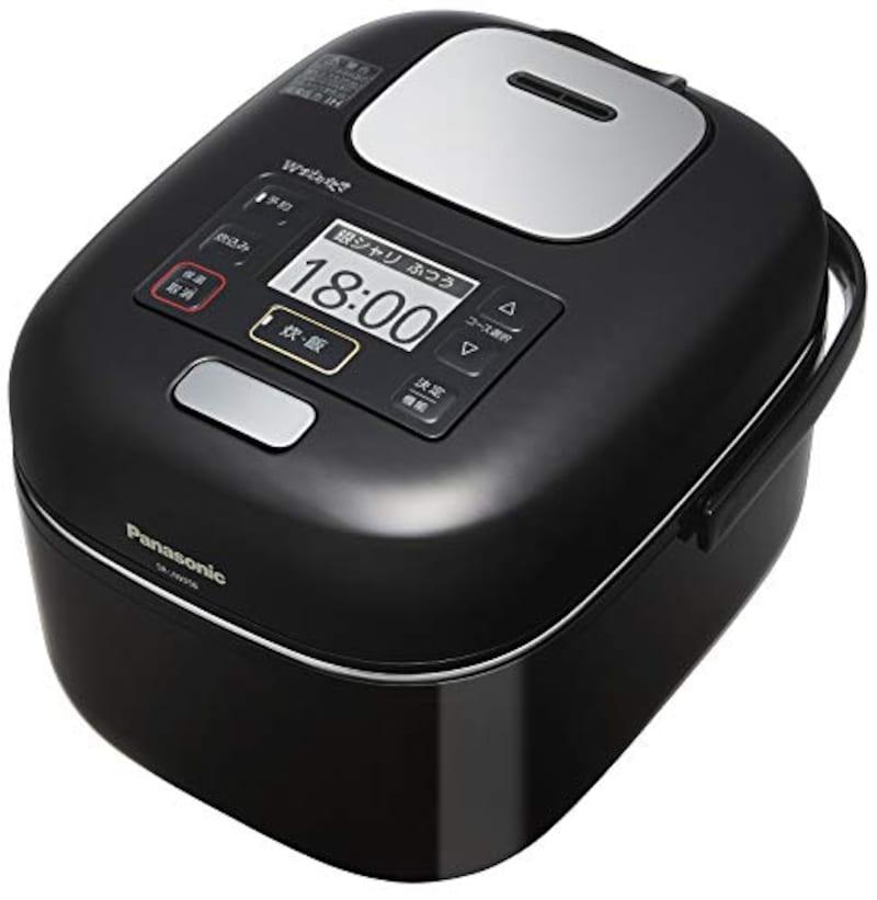 パナソニック, Wおどり炊き 炊飯器,SR-JW058-KK