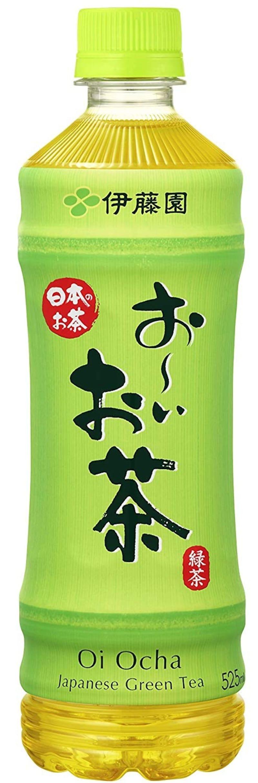 伊藤園,おーいお茶 緑茶 525ml×24本