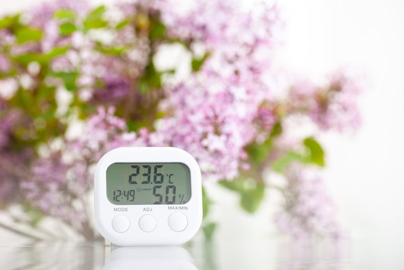 湿度計おすすめ人気ランキング10選|室内環境を把握して乾燥対策、熱中症対策に