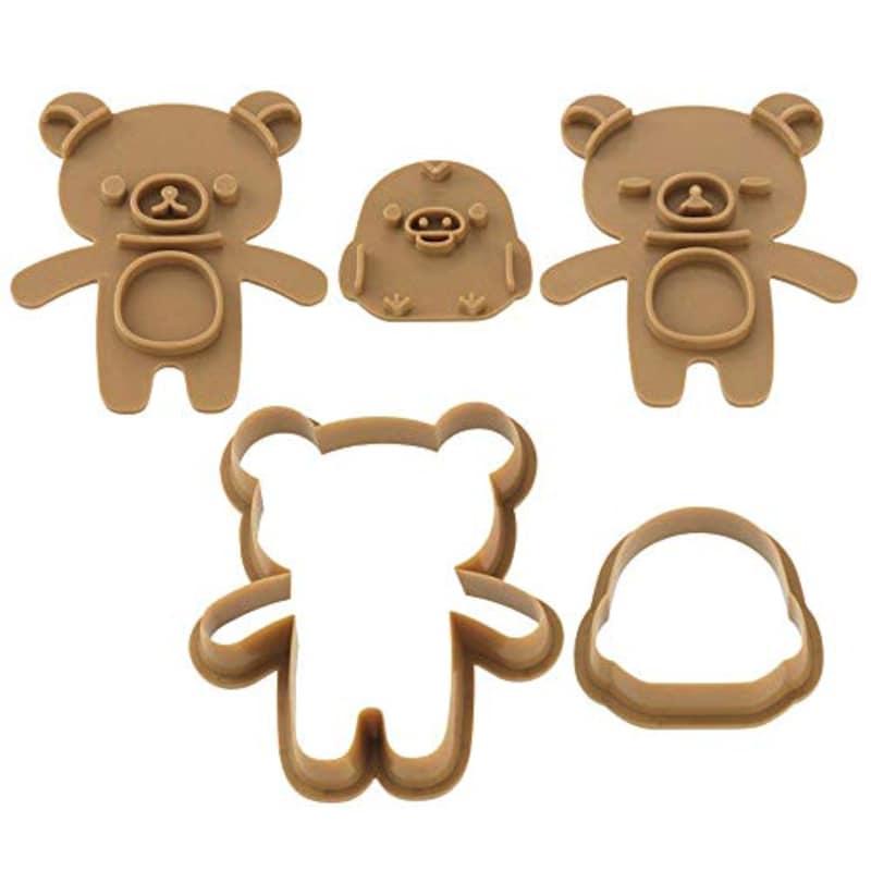 貝印(Kai Corporation),だっこ クッキー型 リラックマ,DN0200