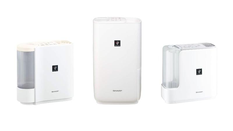 シャープの加湿器おすすめ人気ランキング6選|お手入れも給水も楽々!