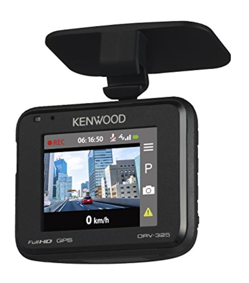KENWOOD(ケンウッド),ドライブレコーダー,DRV-325