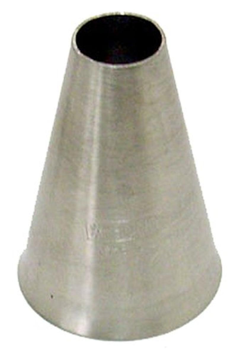 サンクラフト,パティシエール 18-8 口金(丸)φ8,PP-556