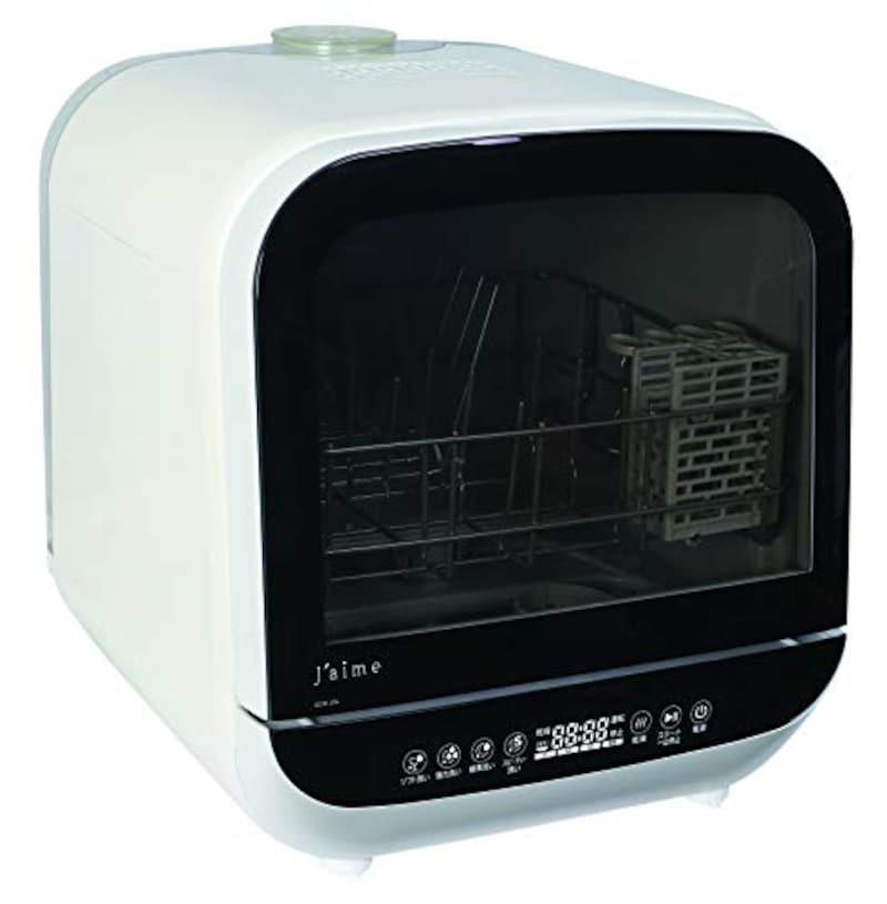 エスケイジャパン,Jaime(ジェイム) 食器洗い乾燥機,SDW-J5L