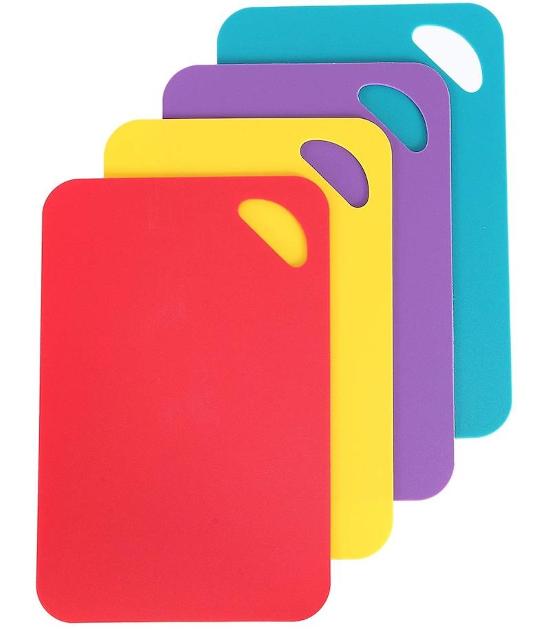 ZENGWARE,プラスチックまな板 4枚セット
