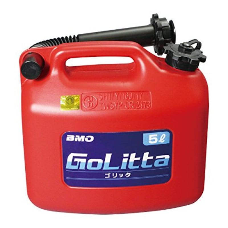 BMO JAPAN,ポリ燃料タンク ゴリッタ,BM-PT5
