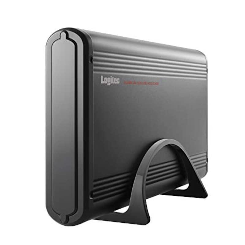 ロジテック,3.5インチ外付けハードディスクケース,LGB-EKU3