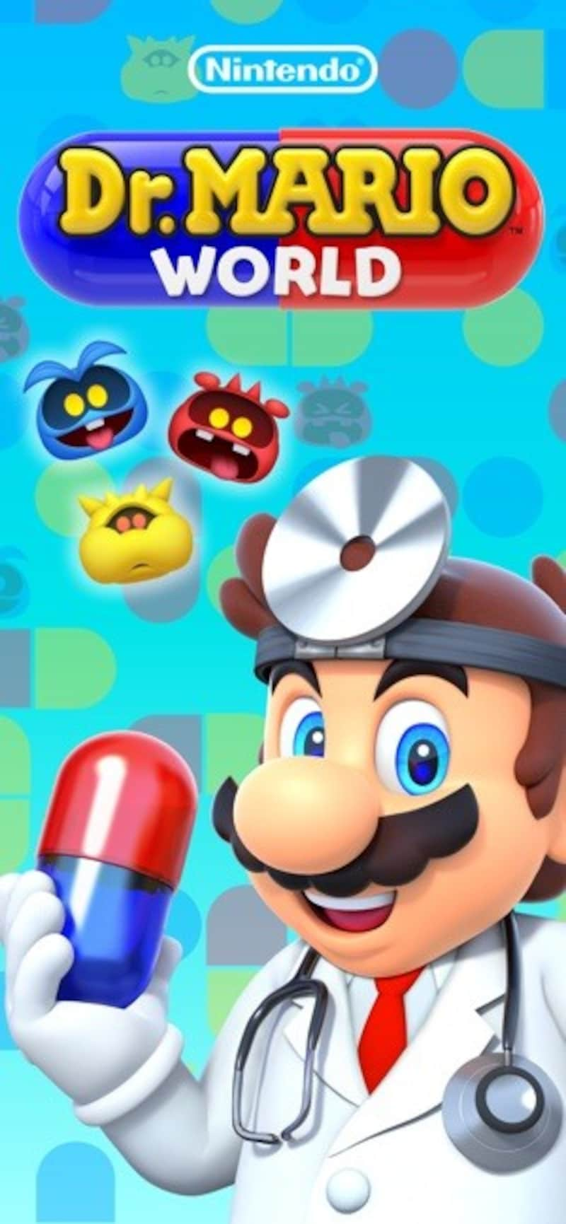 Nintendo Co., Ltd.(任天堂),ドクターマリオ ワールド
