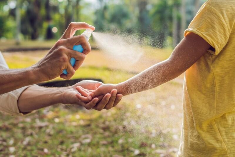 虫除けスプレーの人気おすすめランキング11選|赤ちゃんや子供にも安心のアロマタイプも!