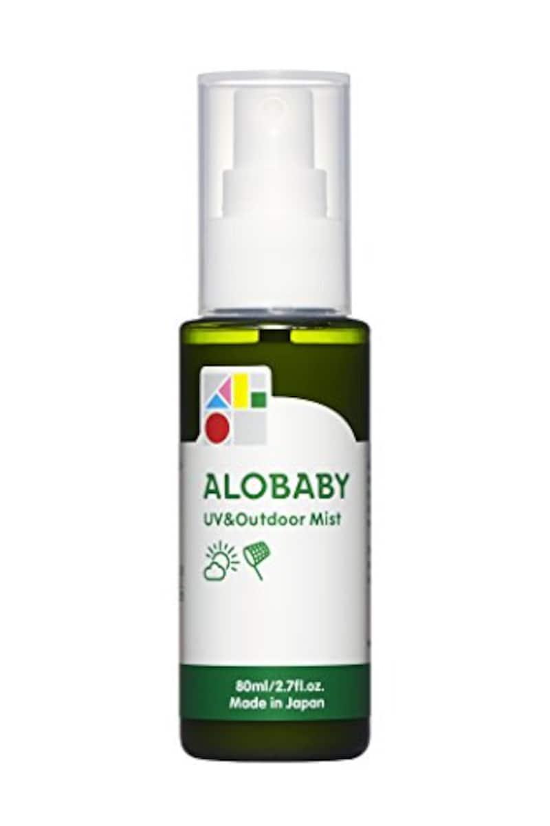 ALOBABYアロベビー ,UV&アウトドアミスト