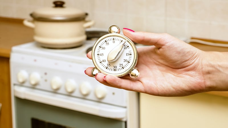 おしゃれでかわいい!おすすめの人気キッチンタイマー10選|時計機能、防水性能あるものも!