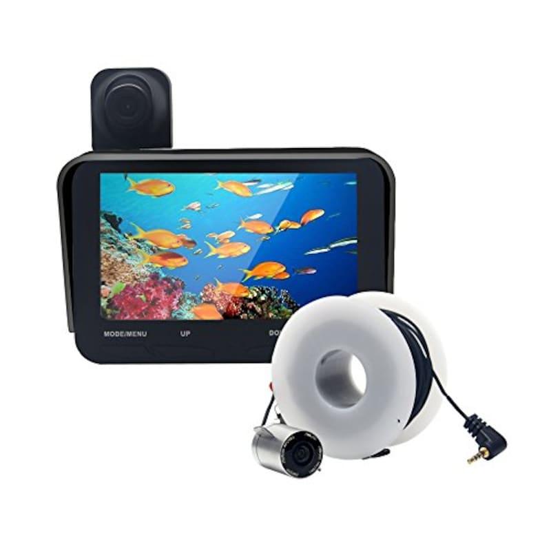 Signstek,釣り時水中監視器