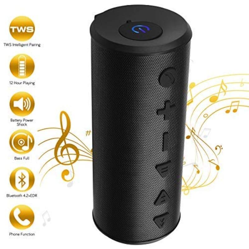 DGnight,Bluetoothシャワースピーカー,4351551740