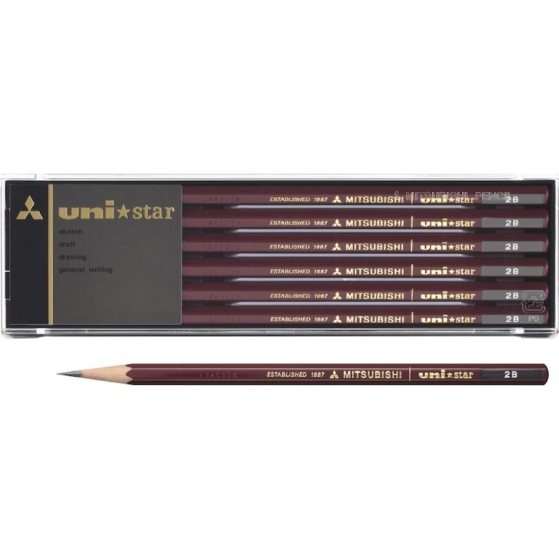 三菱鉛筆,ユニスター 1ダース,US2B