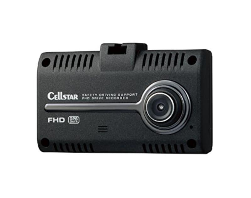 セルスター,駐車監視 ドライブレコーダー,CSD-750FHG