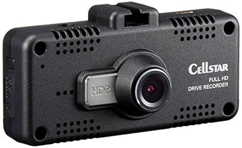 セルスター,レーダー相互通信対応ドライブレコーダー, CSD-600FHR