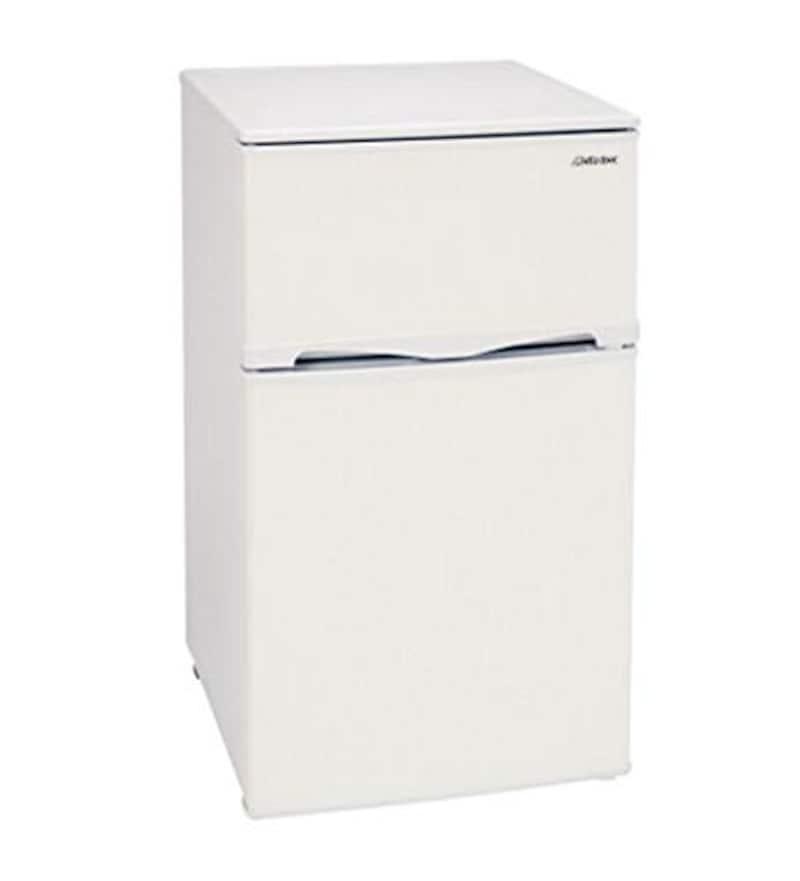 Abitelax(アビテラックス),アビテラックス 耐熱テーブル付 2ドア冷蔵庫,AR-100E
