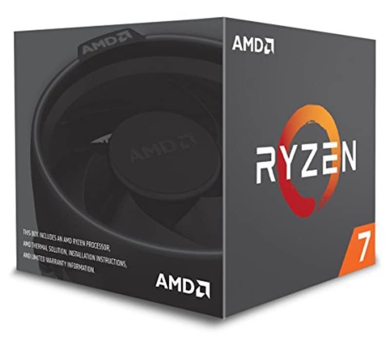 AMD,Ryzen7 2700,YD2700BBAFBOX