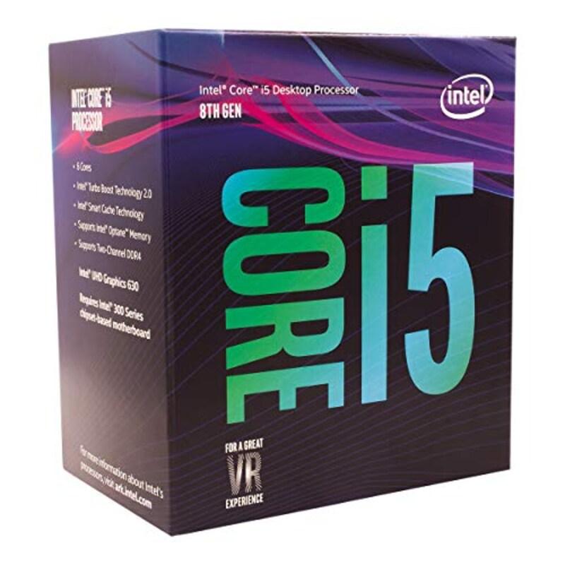 インテル,Core i5-8400,BX8064I58400