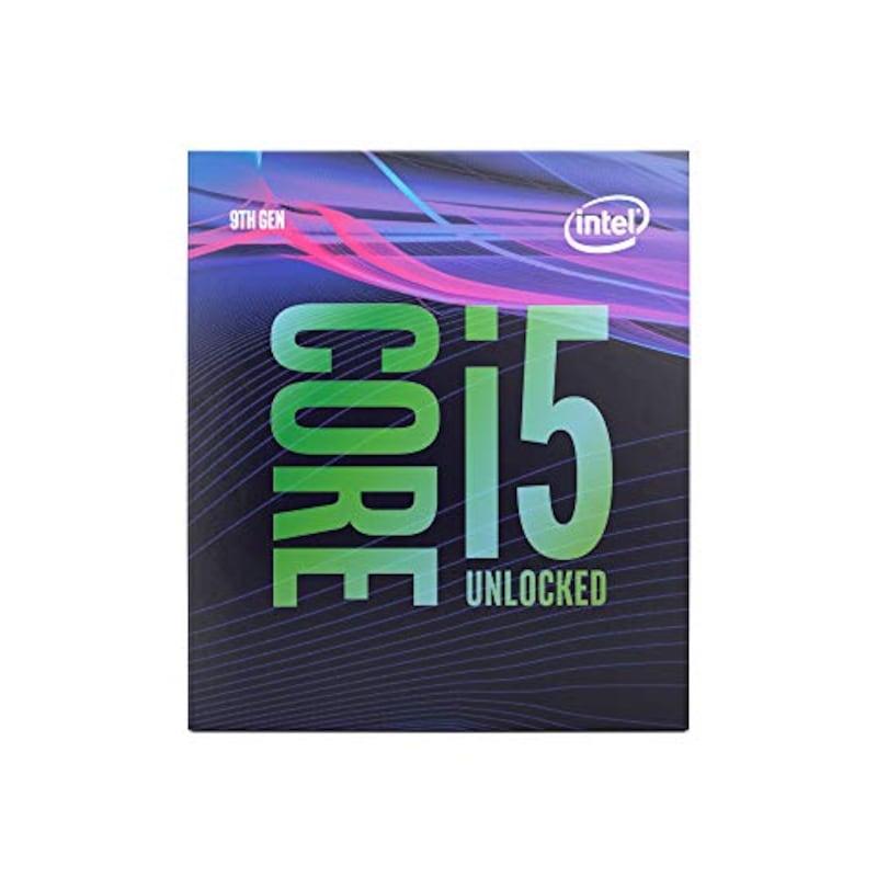 インテル,Core i5-9600K,BX80684I59600K