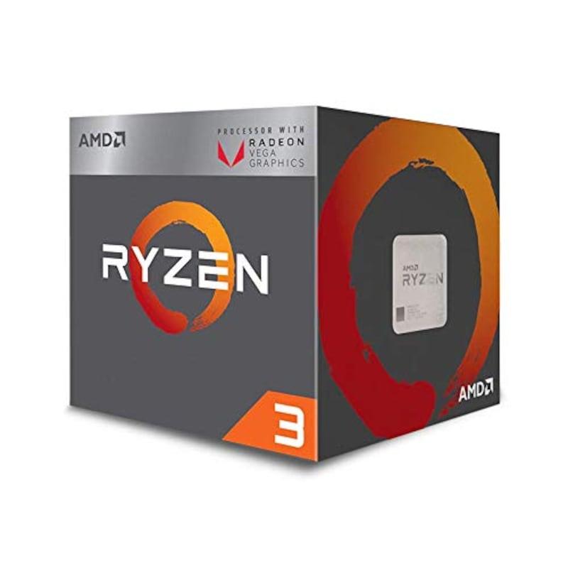 AMD,Ryzen3 2200G,YD2200C5FBBOX