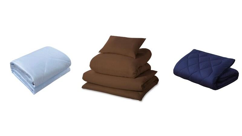 一人暮らし用布団おすすめランキング12選|ケース付きが便利!手軽なセットも人気