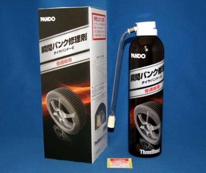 PANDO,瞬間パンク修理剤,TB6001C
