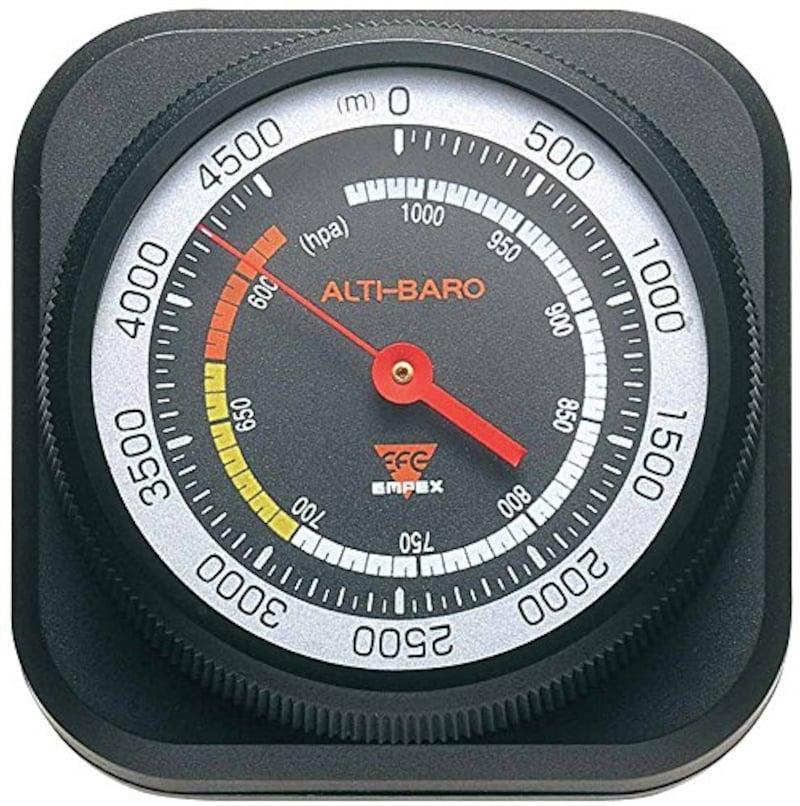 EMPEX(エンペックス),アナログ高度計,FG-5102