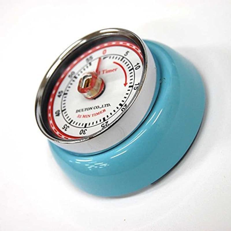 DULTON ダルトン,COLOR KITCHEN TIMER WITH MAGNET