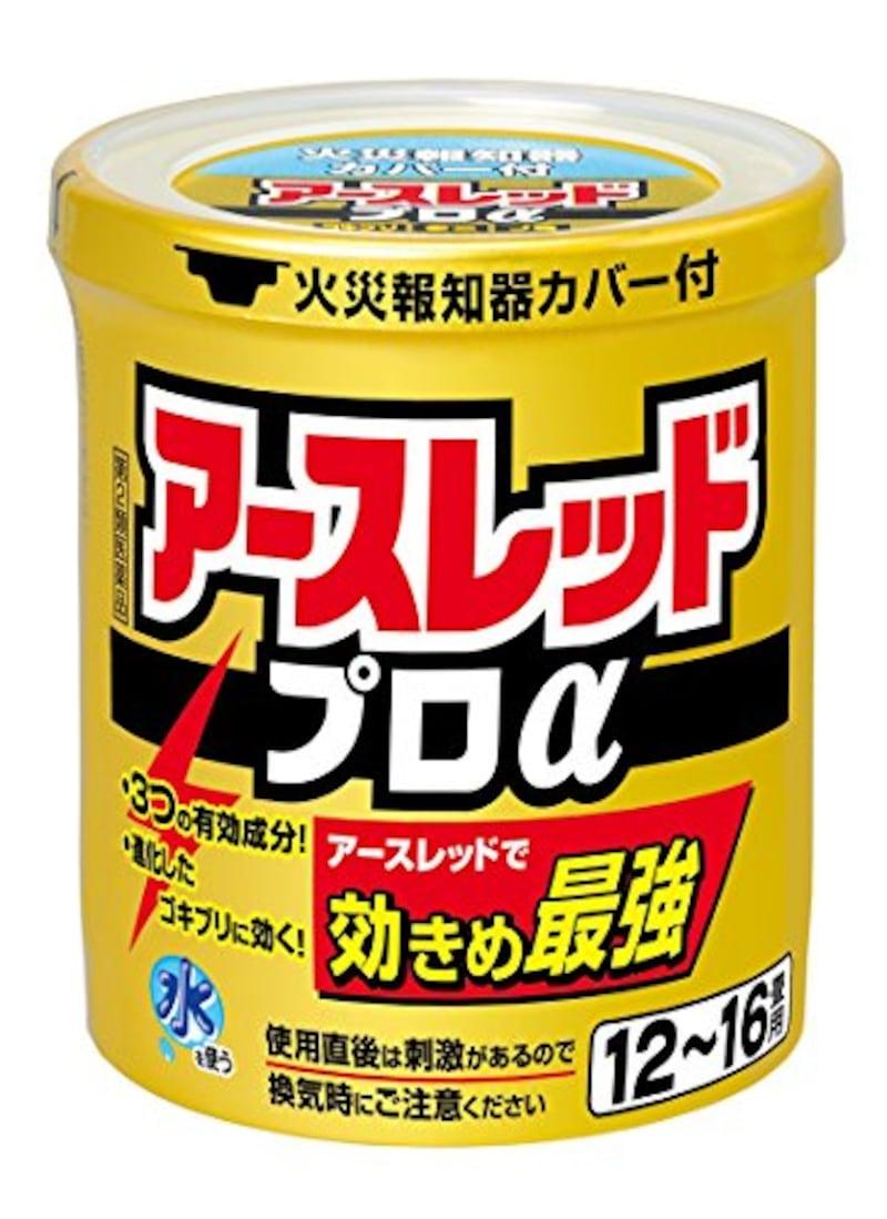 アース製薬,プロα [ゴキブリ・ダニ・ノミ用 12-16畳用 20g]
