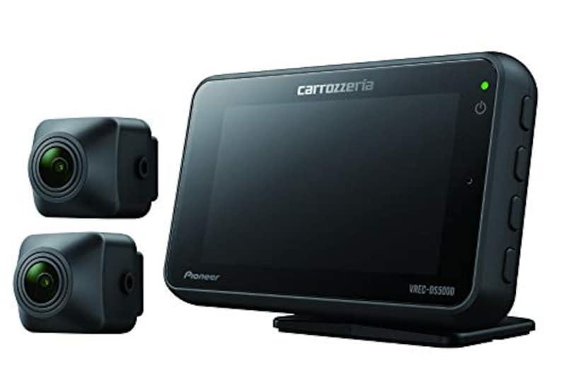 パイオニア,前後2カメラ ドライブレコーダー,VREC-DS500DC
