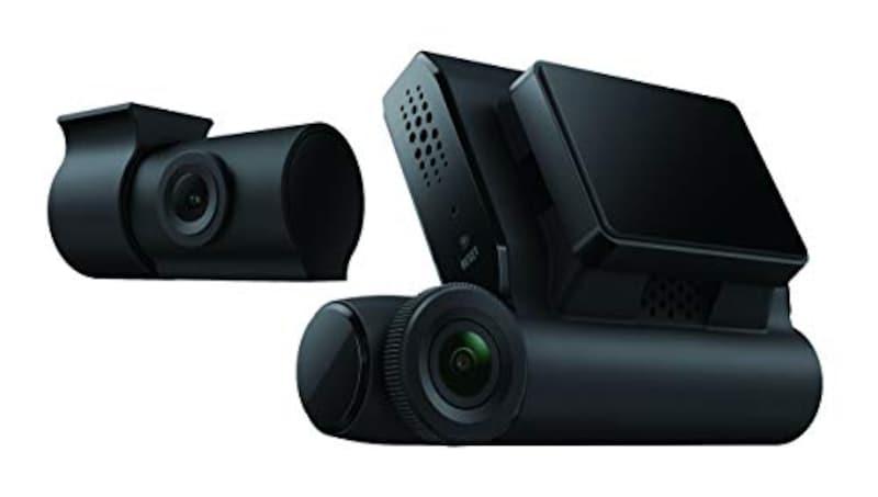 パイオニア,車室内2カメラ ドライブレコーダー,VREC-DZ700DSC