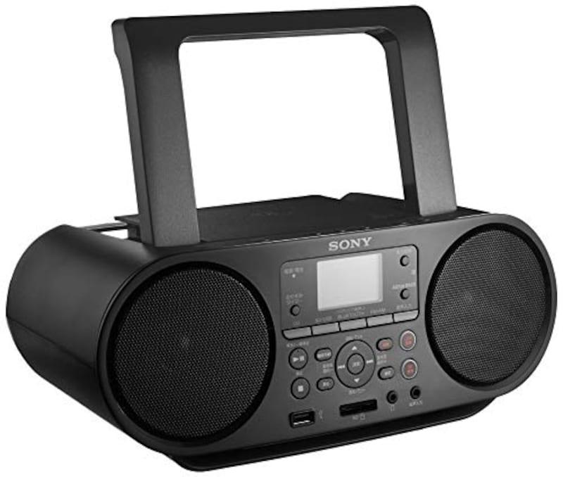 SONY ,CDラジオ,ZS-RS81BT