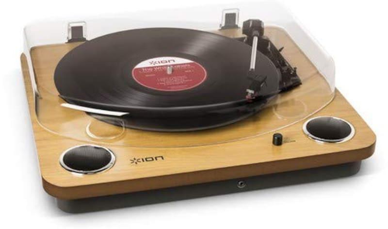 ION Audio,Max LP レコードプレーヤー,Max LP