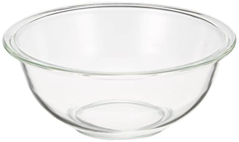 iwaki(イワキ),耐熱ガラス ボウル 2.5L 外径25cm,KBC325